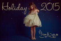 Holiday '15 Lookbook / Pippa & Julie Holiday 2015 Lookbook
