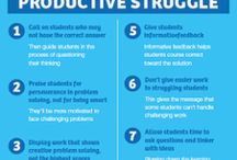 Growth Mindset in the Math Classroom / Promote growth mindset and productive struggle to support deeper learning for all students in math.