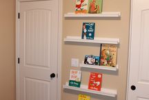 Nursery Ideas / by Nikki Dahlberg