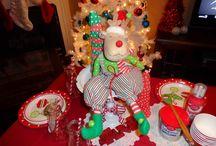 Christmas / Christmas parties, Christmas crafts, Christmas decor, recipes, gifts,