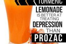 drink for depression