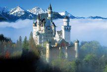 castles / by Bev Taylor