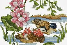 Embroidery Cross Stitch