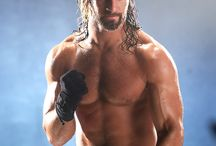 seth rollins (my 2nd favourite superstar of all time)