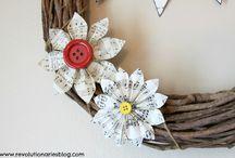 DIY:paper craft -origami