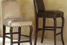 bar stools / by Marina Palmer