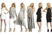 Maternity Fashion. / Style inspiration for a lovely baby bump.
