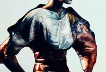academy shoot fashion inspiration