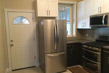 Kitchen and Bathroom Remodel and Hardwood Floor
