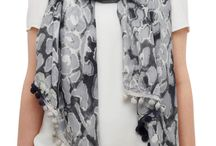 Spring Summer 16 Scarves / A range of gorgeous print scarves, perfect for adding some colour to your outfit. LRHQ x