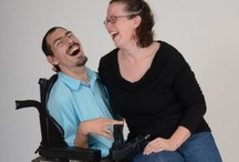 Disability Organizations and Events / Barton and Megan have a vision to break down barriers for people with and without disabilities.