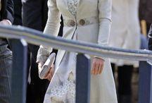 Kate Middleton's style file / by Ekaterina Shmeleva