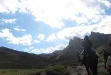 The Tibetan Plateau / Our incredible trip from North Sichuan to Gansu with horse trekking on the Tibetan Plateau