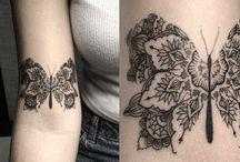 Tatuaż z mandalą
