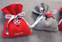 Bomboniere Laurea / Esempi di come utilizzare i nostri prodotti per creare bomboniere per la Laurea.