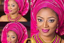 Headwraps / My fascination with Afro Head wraps and Nigerian Gele