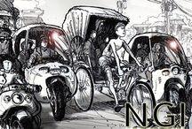 NGI Environmental Streetscapes
