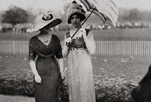 Fashion History 1900-1914