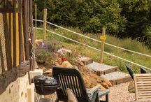 Gite La Chèvrerie pour 5 en Normandie / Notre gite pour 5 personnes au coeur d'un parc animalier de 4 hectares avec piscine chauffée