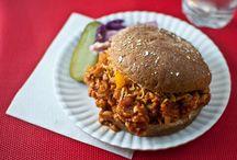Posno/Vegan ish foods / by Jen Springborn