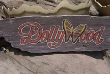"Dollywood / Dollywood @ Pigeon Forge, Tennessee ""It's Homespun Fun"" / by Nancy Tracy"