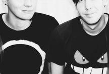 Dan and Phil <3
