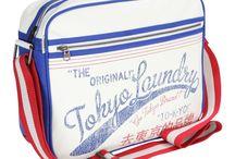 tokyo laundry messenger bag