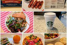Daily Eats / Daily Snap Shot Photo Recaps