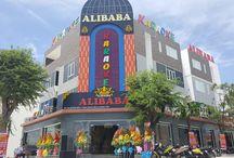Công trình thi công phòng karaoke Alibaba Vĩnh Lộc Bình Tân