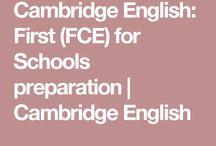 FCE exams