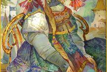 Русские сказочные персонажи