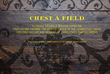 Chest A Field / Florence Griswold Museum Exhibition Thistles and Crowns: The Painted Chests of the Connecticut Shore Explores History and Meaning of Connecticut Painted Chests...  Read More at: http://designlifenetwork.com/chest-a-field/