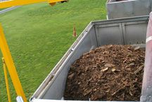 Bark & Mulch (Daltons) / Volumetric Truck Measure is the standard unit of trade in the bark and mulch industry world-wide. Bark, woodchip, mulch, topsoil, compost, peat, specialty garden mixes and other bulk landscaping products and raw constituent materials are carted by the truck-load and traded in cubic metres or cubic yards. Volumetric Truck Measure is the volume of a pile of loose material loaded onto a truck (loose-measure). See More: www.loadscan.com/industries/bark-mulch/