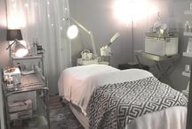 Esthetics room ideas