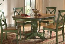 Erin, dining room