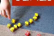 Math Games / Fun, creative, hands-on math games - a variety of topics, including place value, multiplication and other basic operations, centers games, printable freebies, etc.