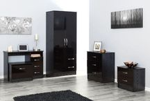 Bedrooms Sets / Fantastic choice of bedrooms sets. Solid Wood and Great Quality! Bedsides cabinets, chest of drawers, wardrobes, beds and more.