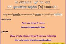 English Quick Tips / Trucos, consejillos, expresiones, etc...