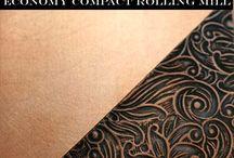 Textures on Metal