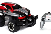RC Trucks / There's nothing more fun than racing a radio control truck all through the dirt, mud, snow and more. We have a huge collection of electric and nitro trucks for every budget and for every terrain. Check out our massive collection here: http://www.hobbytron.com/RCTrucks.html.