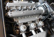 Jaguar E Type S1 4.2