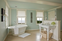 Beautiful Bathrooms / by Kimberly Littler