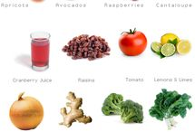 Diet plans and healthy foods / by Katrina Bocage Simpson
