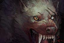 Hombres lobos