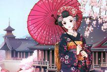 Japan Azian Pics / Obrázky, alebo fotky o Japonsku, poprípade niečo, čo ma zaujalo