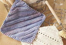 Knitting, Crocheting & Needlework