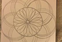 Daughter's drawings