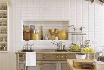Kitchen Ideas / by Liz Kotowski