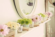 SPRING / Spring decor, crafts, food, floral and fashion.