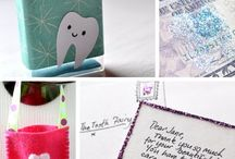 Tooth Fairy Ideas / by Vickie Erickson